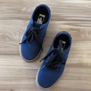 Vans pro boys shoes Size 13.5 youth